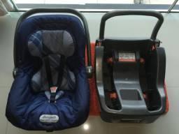 Bebê Conforto + Base Veicular Burigotto
