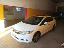 Honda Civic EXS 1.8 flex aut. 4p 2012 - 2012