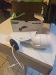 Câmera de segurança HD 70$ na caixa
