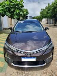 Toyota Corolla Altis 17/18 - Marrom - Novíssimo - 2018