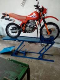 Rampa de motos 350kg** plantão 24h zap