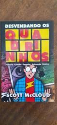Livro Desvendando os Quadrinhos