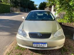 Vendo Corolla 2005 xei 1.8
