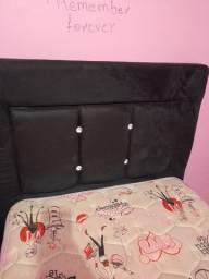 Conjunto de cama box solteiro