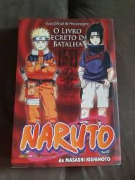 Vendo Livro do Naruto