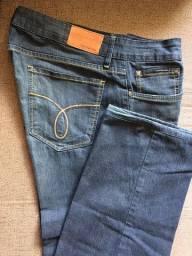 CALVIN KLEIN calça jeans