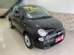 Fiat 500 2012 completo