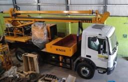 Perfuratriz Hidraulica de solo caminhão