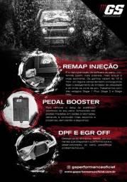Reprogramação Eletrônica / Pedal Booster / DPF E EGR OFF