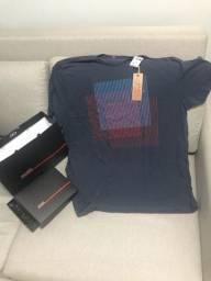 Camiseta Aramis XGG - aceito cartão