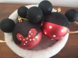 Título do anúncio: Bola Disney Silhueta Minnie Glitter