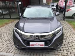 HR-V 2019 1.8 Completa CVT Vidros e trava eletrica manual e chave periciada 8mil km