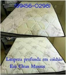 Título do anúncio: Higienização e limpeza de camabox e colchões e outros.