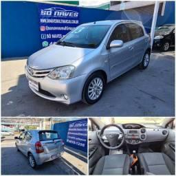 Toyota Etios XLS 1.5 Flex Completo 2013 Manual Único Dono c/ Ótimo KM - Aceitamos Troca!