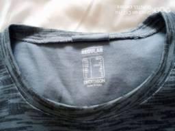 Camisetas masculina slim fit kit2 unidades!
