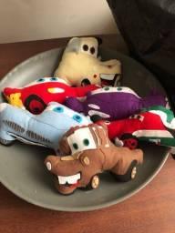 Título do anúncio: Bonecos em feltro do filme Carros