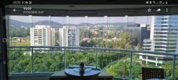 Apartamento para alugar com 4 dormitórios em Alphaville empresarial, Barueri cod:4678