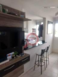 Apartamento com 2 dormitórios à venda, 44 m² por R$ 140.000 - Vila Cidade Jardim - Botucat