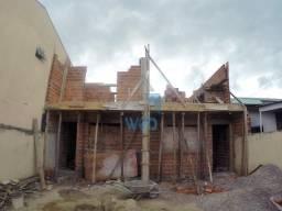 Sobrado em fase de construção, com possibilidade de parcelar entrada durante período de ob
