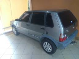 Título do anúncio: Fiat Uno Way 4 portas