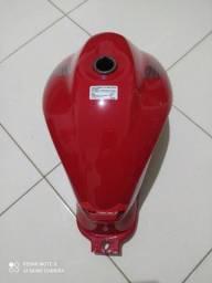 Tanque cb 300 14/15 vermelho Maceió