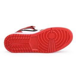 Bota Nike Cano Alto Air Jordan 1 Chicago 34 ao 45