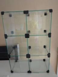 Título do anúncio: Baleiro de vidro