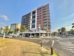 Título do anúncio: Apartamento com 1 dormitório para alugar, 47 m² por R$ 2.500,00/mês - Fragata - Marília/SP