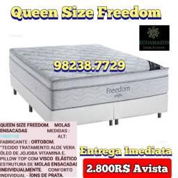 Título do anúncio: queen size freedom** entrega gratis no mesmo dia