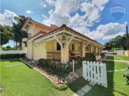 Excelente casa em Aldeia, condomínio juntinho da pista, segurança 24 horas, 4 quartos, pis