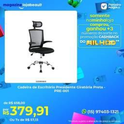 Título do anúncio: Cadeira Giratória Presidente (Leia a descrição)