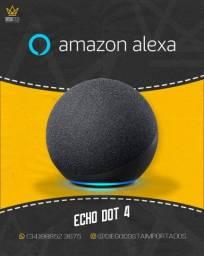 Echo Dot 4 - Amazon Alexa