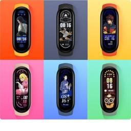 M6?2021 Versão Atualizada Relógio Smartwatch M6 ?Smart Watch /Smartband M6