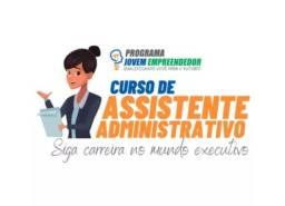 Título do anúncio: Curso de Assistente Administrativo