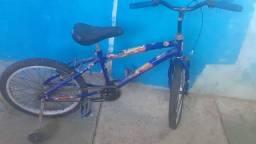 Título do anúncio: Bike infantil aro 20 por 280 reais zap *