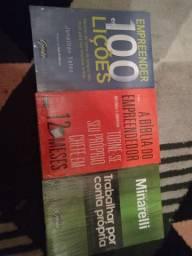 Vendo kit de Livros (administração)