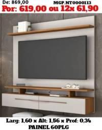 Painel de televisão até 60 Plg-Painel Grande- Painel de TV- Liquidação em Campo Grande MS