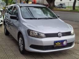 Título do anúncio: VW Gol 1.6 G6 City - 2014 - Completo