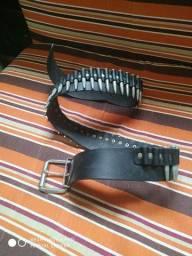 Título do anúncio: Cinturão cartucheira
