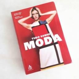 Livro Tudo sobre moda capa dura