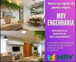 Título do anúncio: Apartamento para venda possui 41 metros quadrados com 2 quartos em Alvorada - Manaus - AM