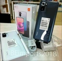 Título do anúncio: Xiaomi Redmi Note 10 S (128GB/6RAN) - Tela Amoled - Novos (PELICULA 9D BRINDE)