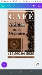 Título do anúncio: Café Arábica 100% Orgânico 520g