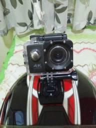 Câmera de aventura 4k