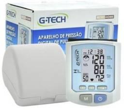 Título do anúncio: Aparelho/Medidor de Pressão Digital de Pulso<br>G-Tech RW-400<br>