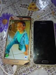 Título do anúncio: Vendo dois celulares