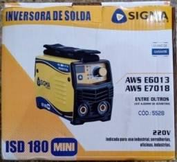 Título do anúncio: Inversora de Solda de 180a ISD-180 Mini Sigma