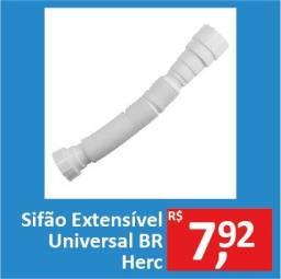 Sifão Extensível universal BR - Herc - Promoção R$ 7,92