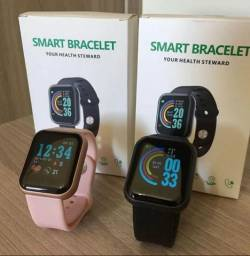 Smartwatch D20 (Relógio Inteligente)