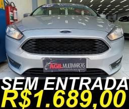 Título do anúncio: Ford Focus Se 2.0 Fastback Aut. 2018 Único Dono